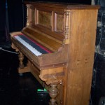 Biffy Clyro Piano at Vale Pianos