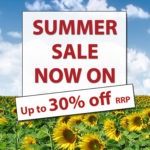 summer sale web tile